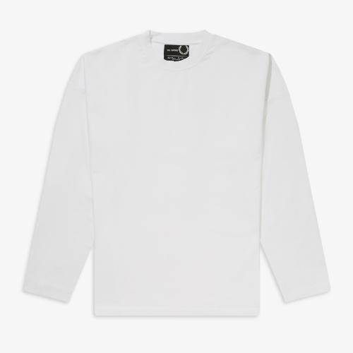 [Raf Simons] Printed L/S T-Shirt(100)