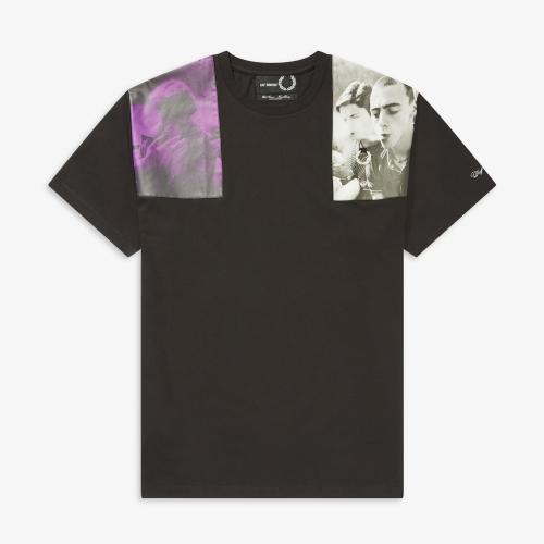 [Raf Simons] Print Patch T-Shirt(102)