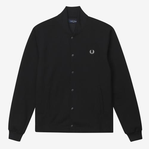 [Authentic] Bomber Neck Track Jacket(102)