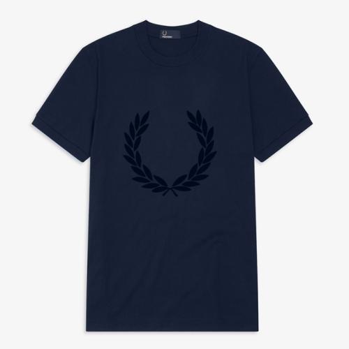 [Authentic] Laurel Wreath Textured T-Shirt(738) AFPM1915591-738