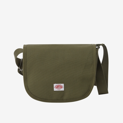 Canvas Shoulder Bag (OLV)