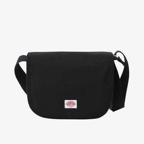 Canvas Shoulder Bag (BLK)
