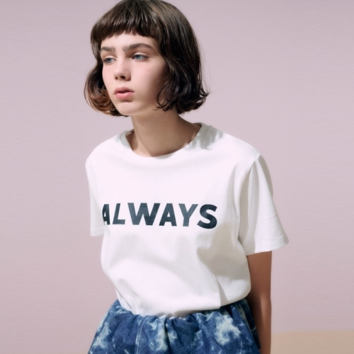 Always (Neul) T-Shirt (WHT)