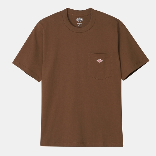 Round Pocket T-Shirts (BRW)