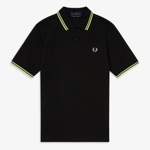 [M12] Twin Tipped Fred Perry Shirt(K35)