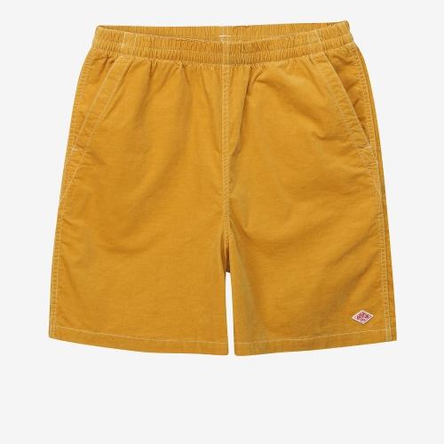Easy Corduroy Shorts (YEL)