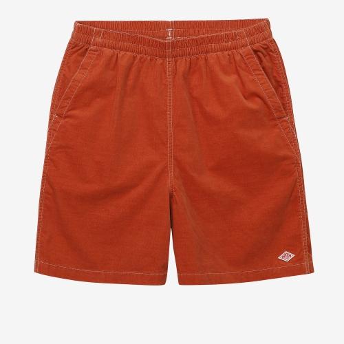 Easy Corduroy Shorts (ORN)