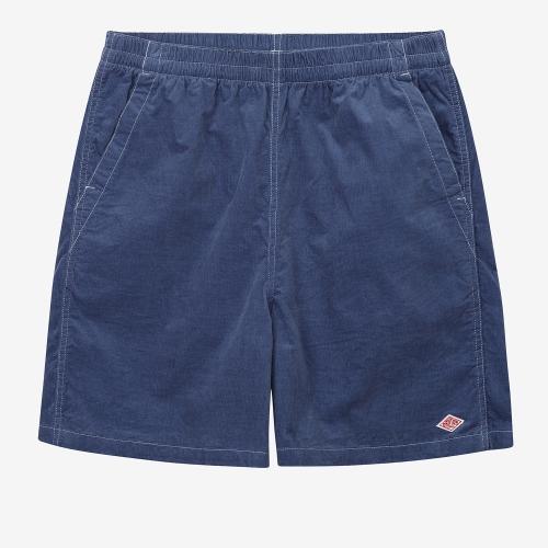 Easy Corduroy Shorts (NVY)