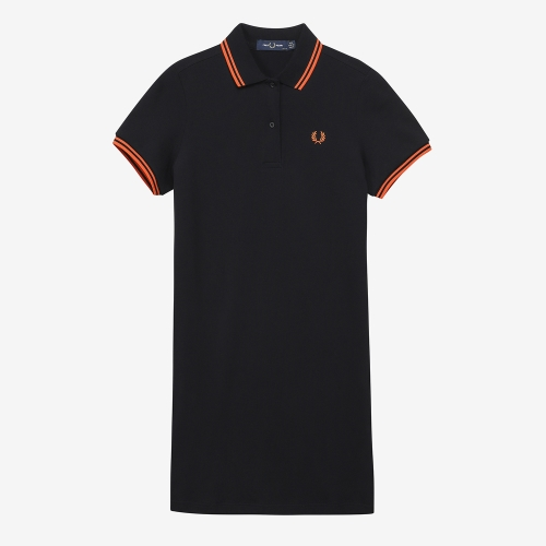 [Authentic] Twin Tipped Fred Perry Dress(L08)