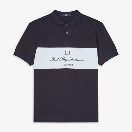 [Authentic] Archive Branding Polo Shirt(608)