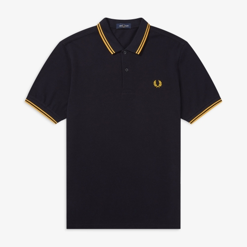 [M3600] Twin Tipped Fred Perry Shirt(K97)