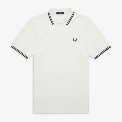 [M3600] Twin Tipped Fred Perry Shirt(K94)