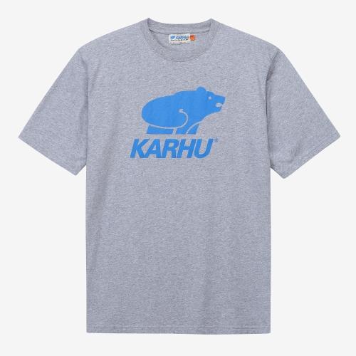 Basic Logo T-Shirt (GRY)