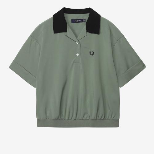 Revere Collar Shirt(J64)