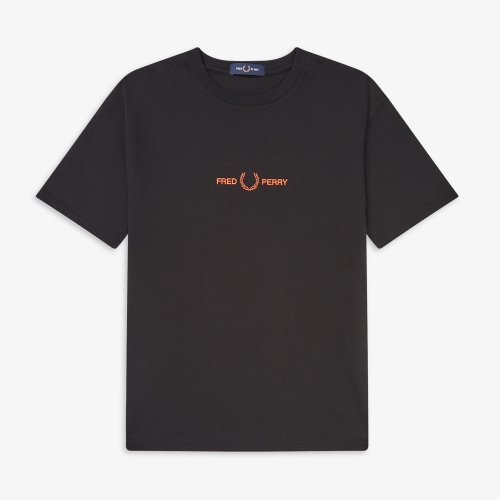 [Authentic] Embroidered T-Shirt(102)
