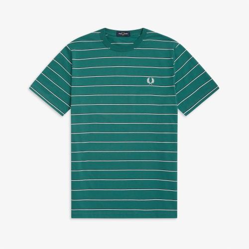 [Authentic] Fine Stripe T-Shirt (L27)