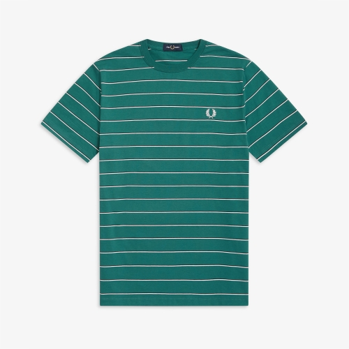 [Authentic] 파인 스트라이프 티셔츠 (L27)