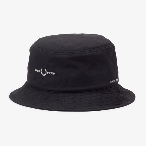 [Authentic] Sports Twill Bucket Hat (102)