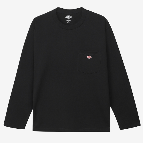 Long Sleeve Tshirts (BLK)