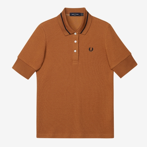 [Japan Collection] Looped Pique Shirt (J33)