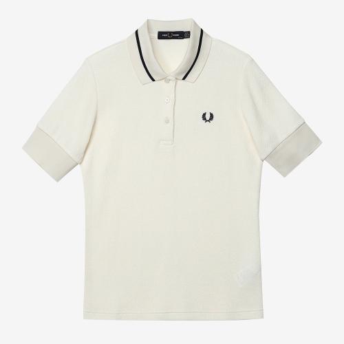 루프 피케 셔츠 (J09)