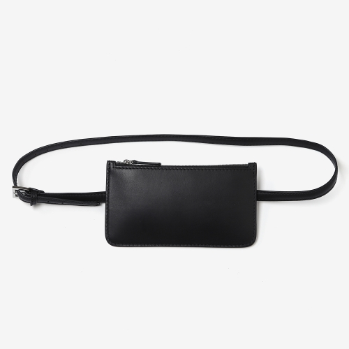 Wallet 02 w/ Belt (BLK)