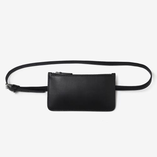 Wallet 02 w/ Belt (BLK)