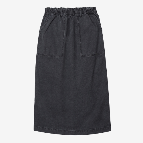 Work Skirt (BLK)