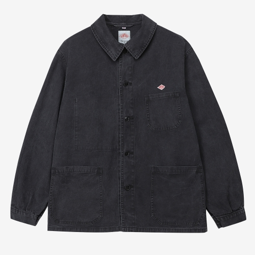 Work Jacket (BLK)