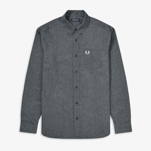 [Authentic] Brushed Oxford Shirt (102)