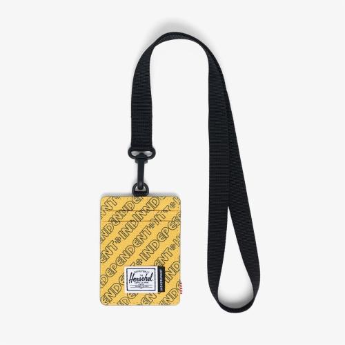 [Herschel X Independent] Charlie Lanyard RFID (051)