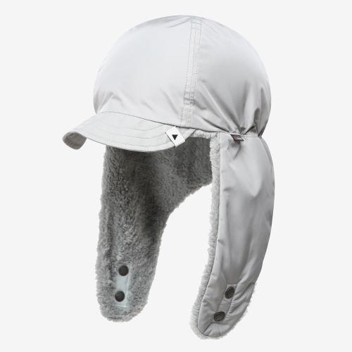 High Loft Fleece Ear Cap (GRY)