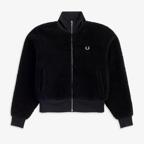 [Authentic] Funnel Neck Jacket (102)