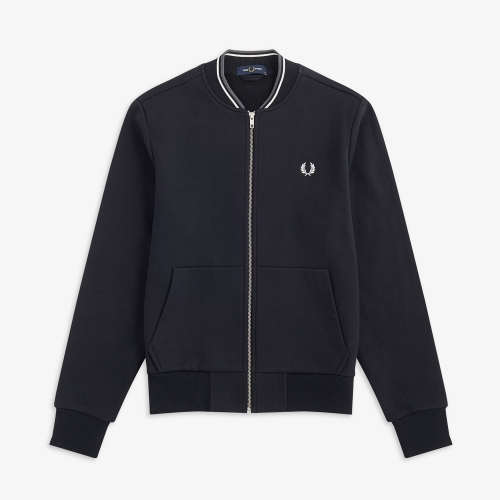 [Authentic] Zip Through Sweatshirt (184)