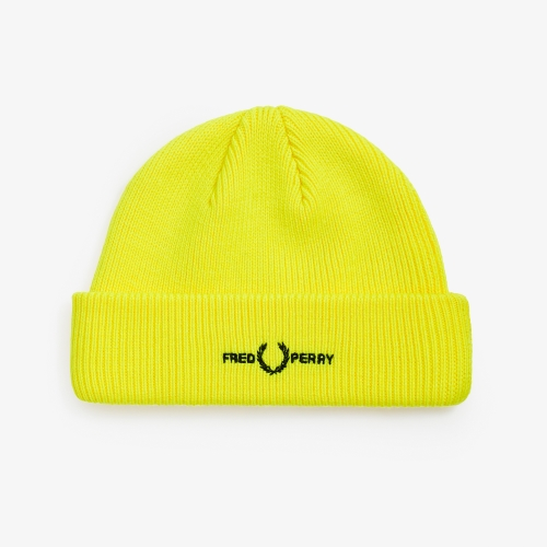 [Authentic] Graphic Branded Beanie (211)