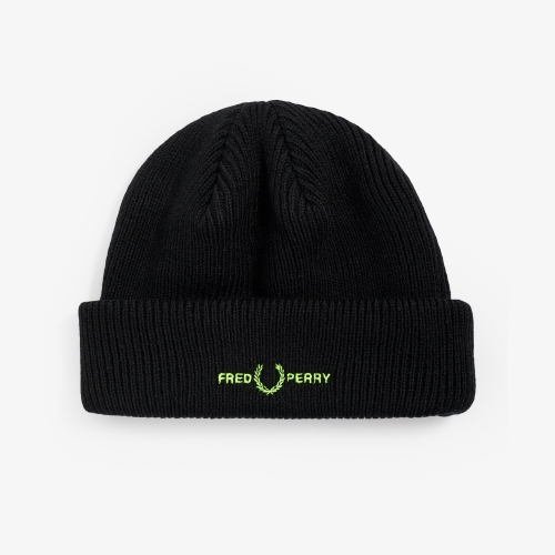 [Authentic] Graphic Branded Beanie (102)