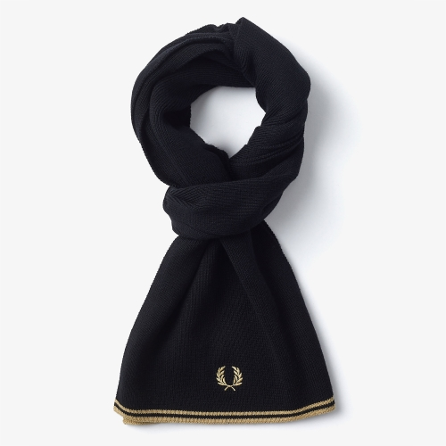 [Authentic] Twin Tipped Merino Wool Scarf (157)