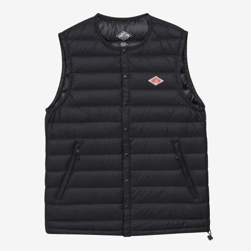 Inner Down Vest (BLK)