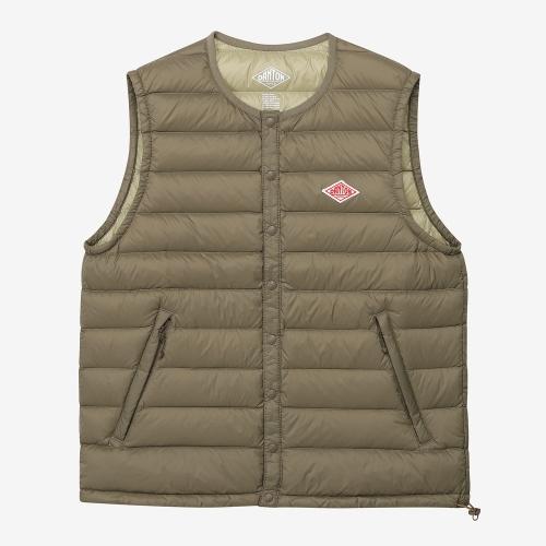 Inner Down Vest (BRW)