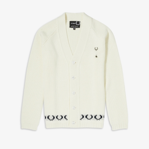 [Raf Simons] Laurel Wreath Cardigan (760)