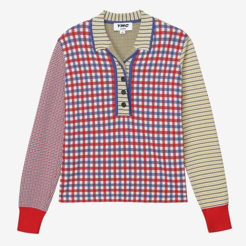 Gordon L/S Knit (MUL)