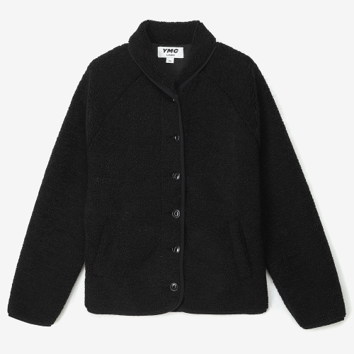 Beach Jacket (BLK)