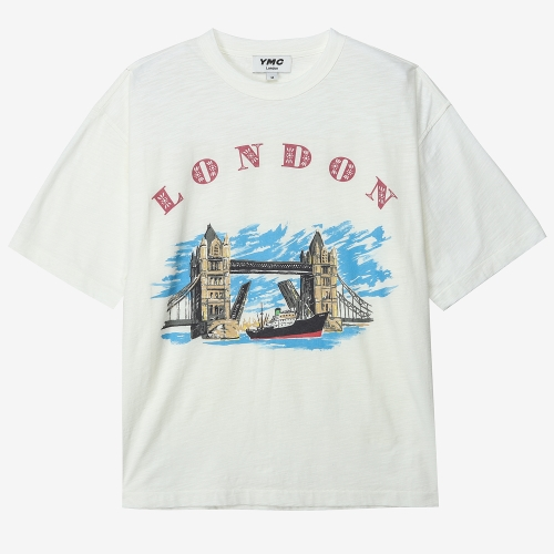 South Of The River Tee (WHT)