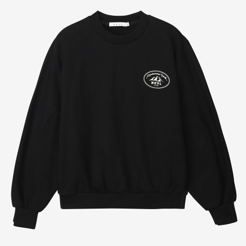 Mountaineering Sweatshirt (BLK)