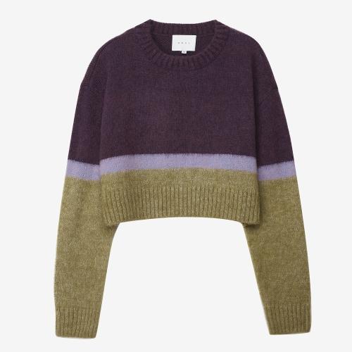 SunsetGradationSweater (PUR)