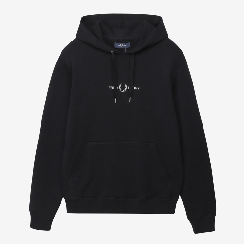 [Sports Authentic] Graphic Hooded Sweatshirt (102)