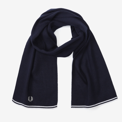 [Authentic] Twin Tipped Merino Wool Scarf (M22)
