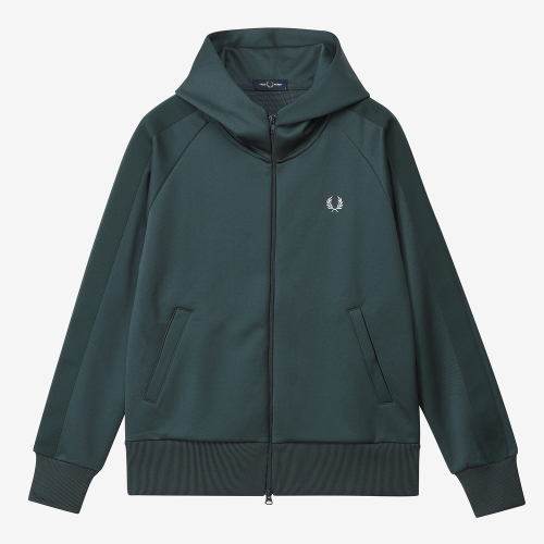 Tricot Hooded Parka (J58)