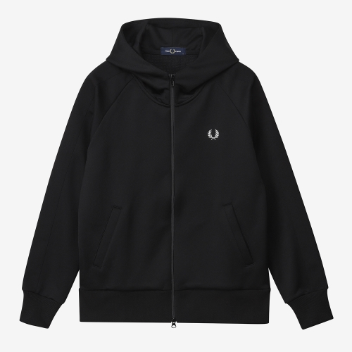 Tricot Hooded Parka (J07)