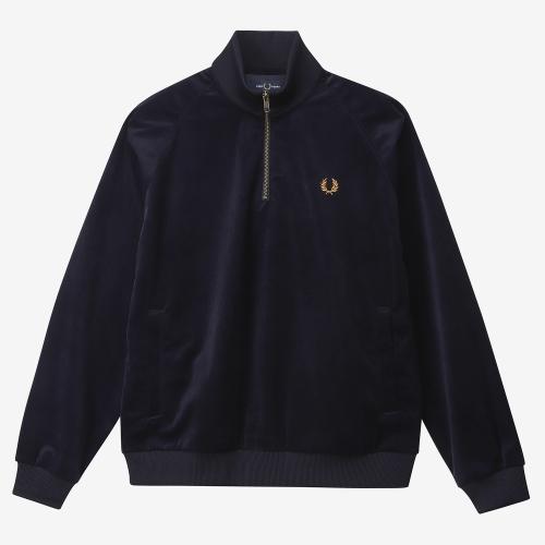 Velour Track Jacket (J01)
